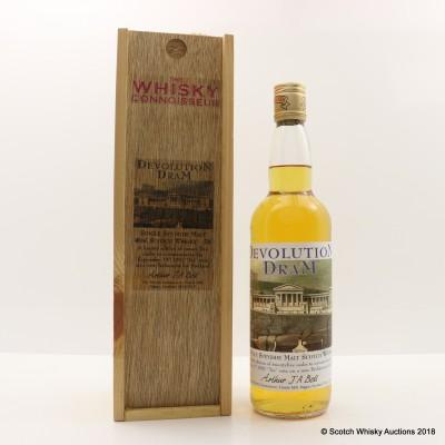 Speyside Devolution Dram Whisky Connoisseur