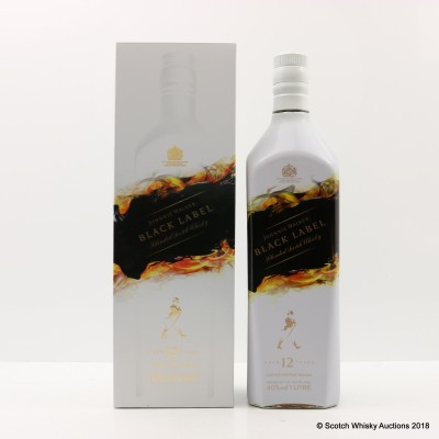 Johnnie Walker 12 Year Old Black Label Limited Edition 1L