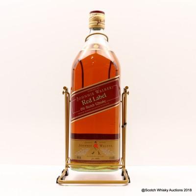 Johnnie Walker Red Label 4.5L