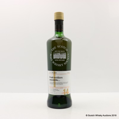SMWS 37.103 Cragganmore 2003 14 Year Old