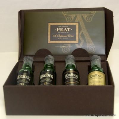 Ardbeg Peat Pack 4 minis