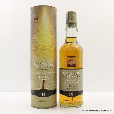 Scapa 14 Year Old