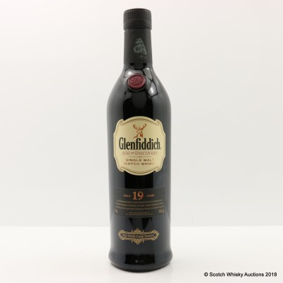 Glenfiddich Age Of Discovery 19 Year Old Red Wine Cask Finish