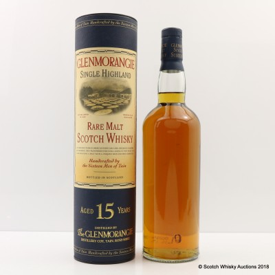 Glenmorangie 15 Year Old 75cl