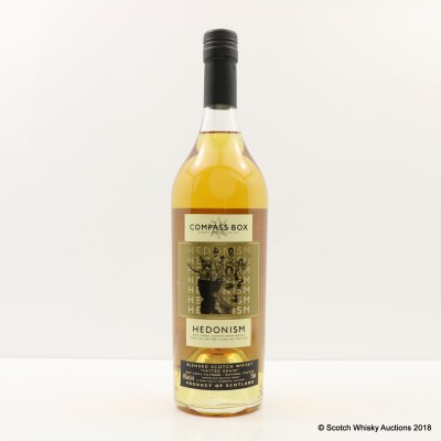 Compass Box Hedonism 75cl