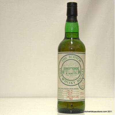 SMWS Caledonian 29 years old