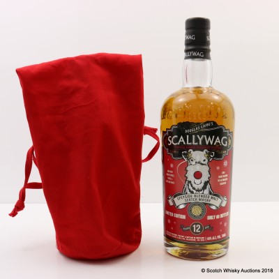 Scallywag 12 Year Old Red-Nosed Reindeer Limited Edition