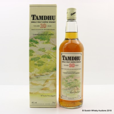 Tamdhu 10 Year Old Old Style 75cl