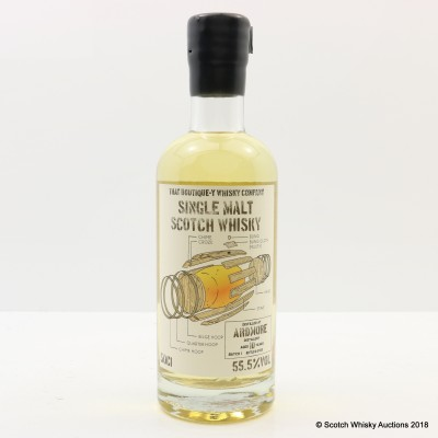 Boutique-Y Whisky Co Ardmore 10 Year Old Batch #1 50cl