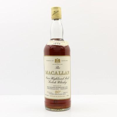 Macallan 1958 75cl