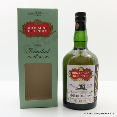 Caroni 1996 18 Year Old Compagnie Des Indes