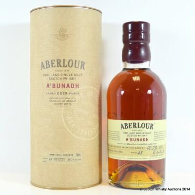 Aberlour A'Bunadh Batch #45