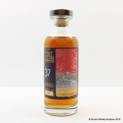 Port Ellen 1979 37 Year Old Goren's Whisky