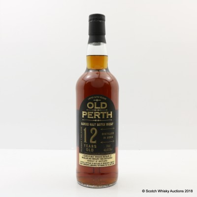 Old Perth 2004 12 Year Old 1st Release