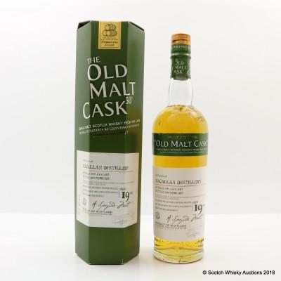 Macallan 1989 19 Year Old Old Malt Cask