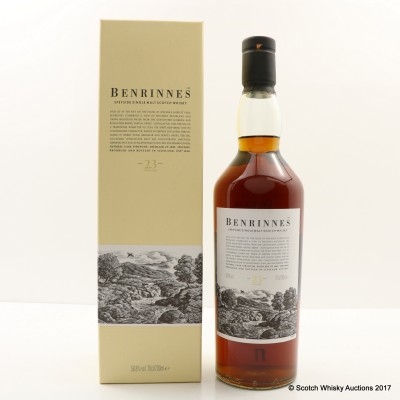 Benrinnes 23 Year Old
