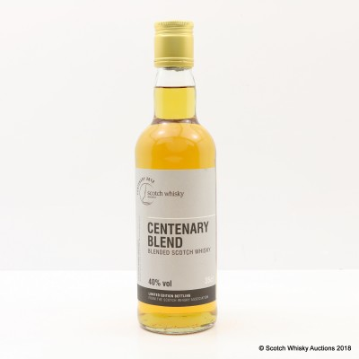 Scotch Whisky Association Centenary Blend 35cl