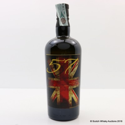 57 London Dry Gin Batch #1