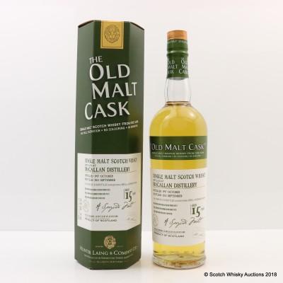 Macallan 1997 15 Year Old Old Malt Cask