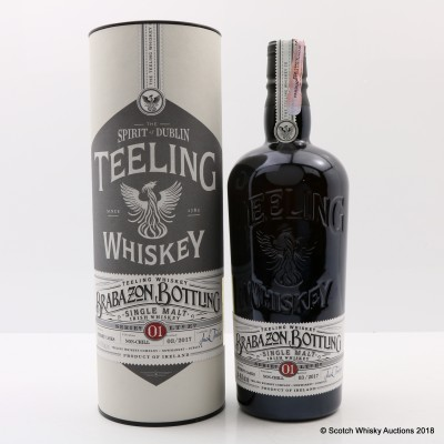 Teeling Brabazon Bottling Sherry Cask Series #1