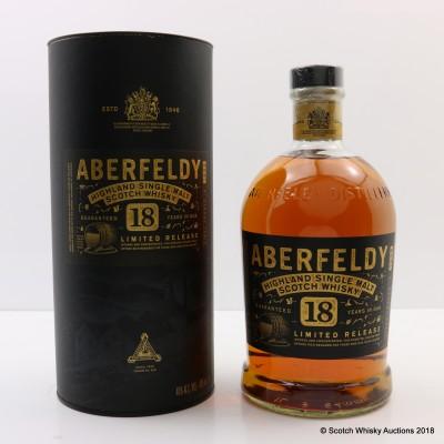 Aberfeldy 18 Year Old 1L