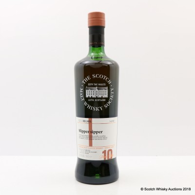 SMWS 30.101 Glenrothes 2007 10 Year Old