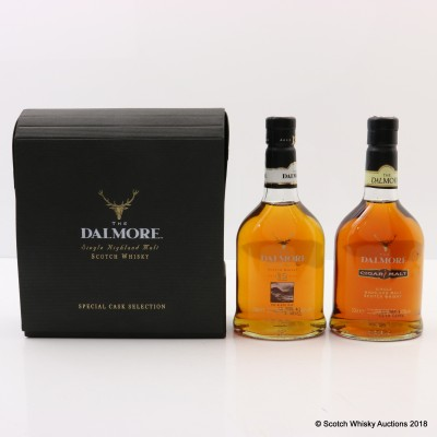 Dalmore Special Cask Selection 2 X 20cl