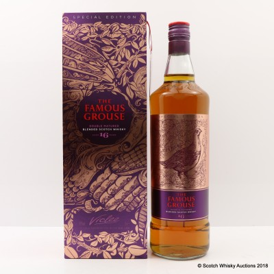Famous Grouse 16 Year Old Vic Lee Edition 1L