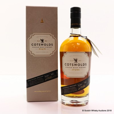 Cotswolds Single Malt Inaugural Release