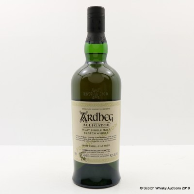 Ardbeg Alligator Exclusive Committee Reserve 75cl