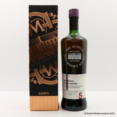 SMWS 133.1 Westland 2011 5 Year Old