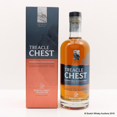 Treacle Chest Wemyss Malts