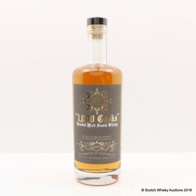 1000 Casks Blended Malt Creative Whisky Co
