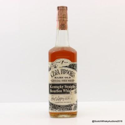 Ezra Brooks Kentucky Bourbon 75cl