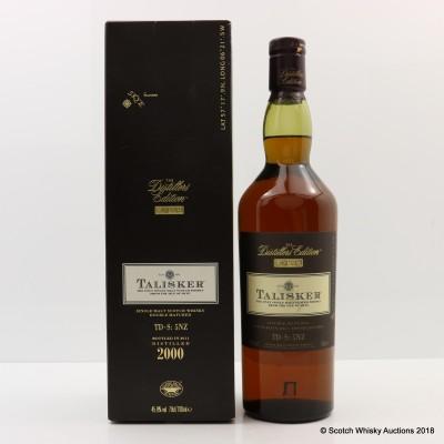Talisker 2000 Distillers Edition