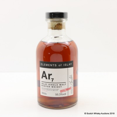 Elements Of Islay Ar7 50cl