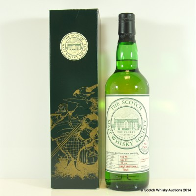 SMWS 76.51 Mortlach 1996 10 Year Old