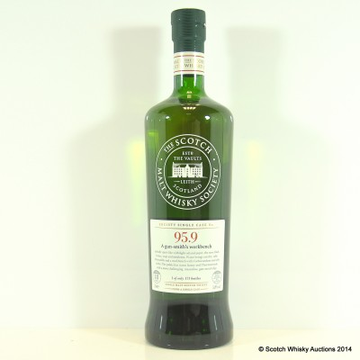 SMWS 95.9 Auchroisk 18 Year Old