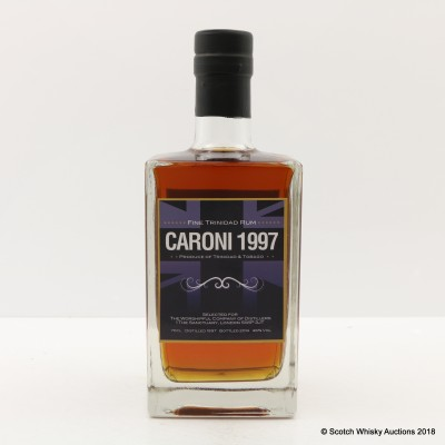 Caroni 1997 Worshipful Company of Distillers