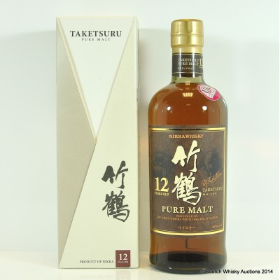 Taketsuru Pure Malt 12 Year Old