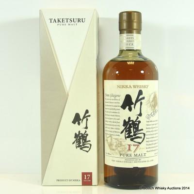 Taketsuru Pure Malt 17 Year Old