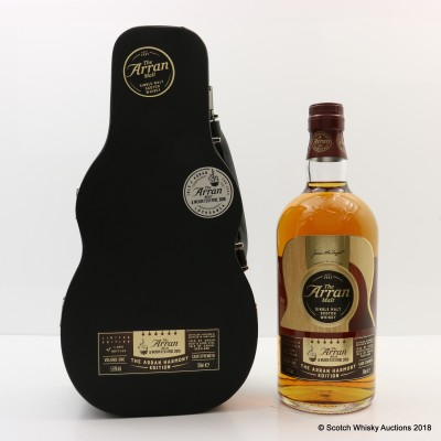 Arran Malt & Music Festival 2018 Harmony Edition