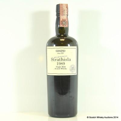 Strathisla 1989 Samaroli