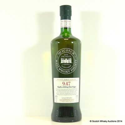 SMWS 9.47 Glen Grant 24 Year Old