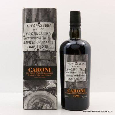 Caroni 1996 20 Year Old 35th Release