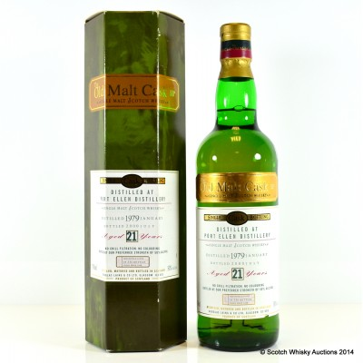 Port Ellen 1979 21 Year Old OMC