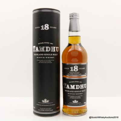 Tamdhu 18 Year Old Old Style