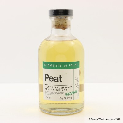Elements Of Islay Peat 50cl