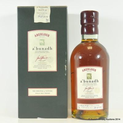 Aberlour A'Bunadh Batch #11