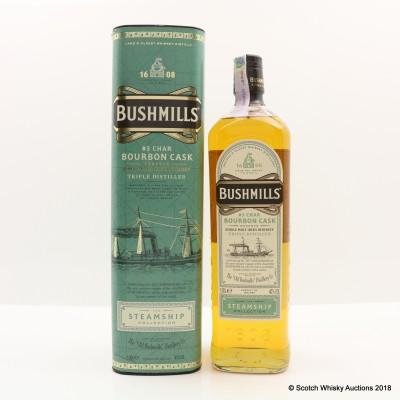Bushmills Char Bourbon Cask Steamship Collection 1L